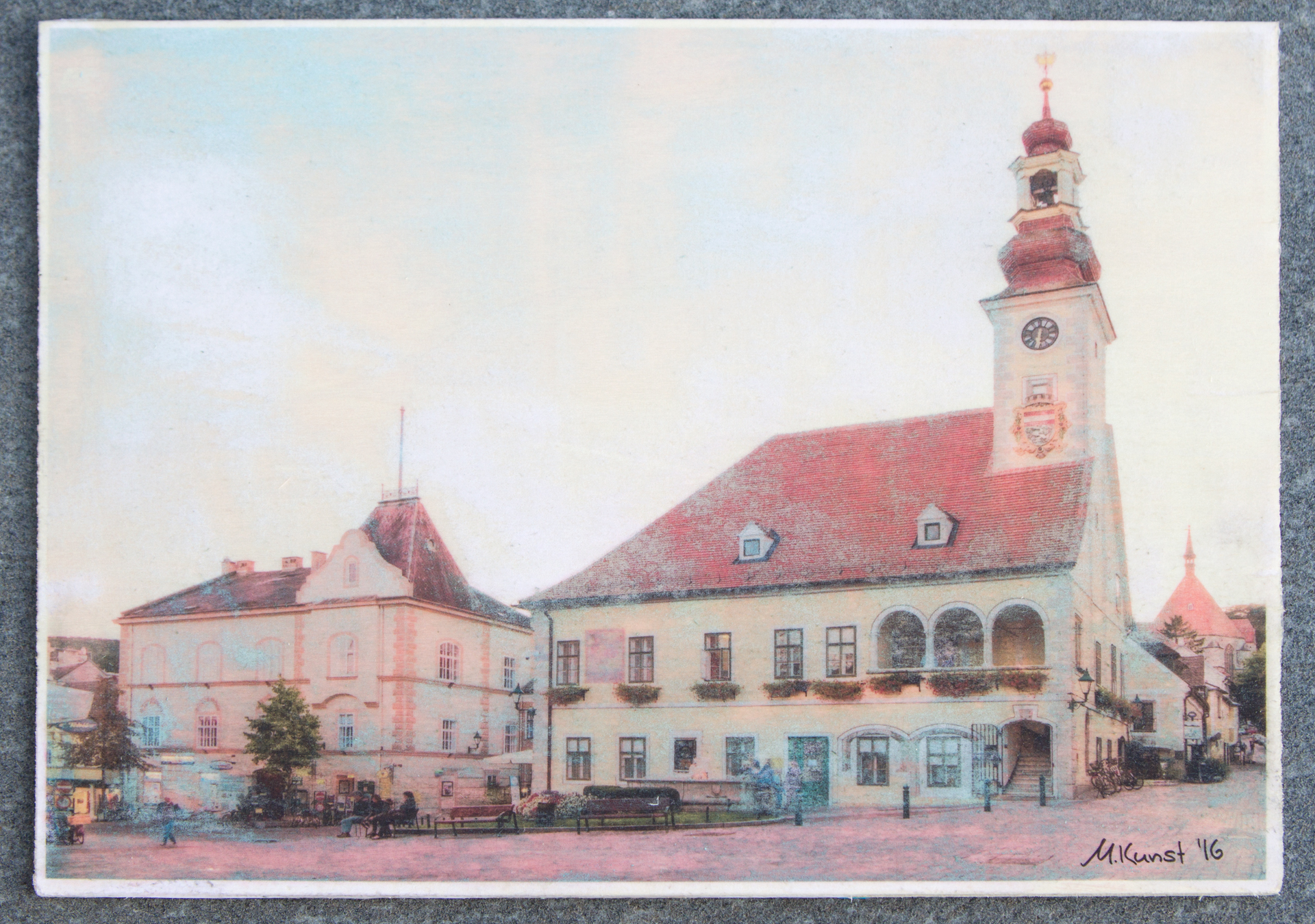 Rathausplatz Mödling